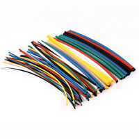 Assorted Heat Shrink Tube Wire Wrap Electrical Insulation Sleeving Tubing Cable