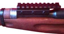 US SELLER!!! Mosin Nagant 91/30 rear Sight to Picatinny Weaver Rail Adapter Scop