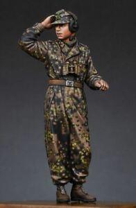 ALPINE MINIATURES,  35187 WSS Panzer Commander #1 , SCALE 1:35