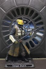 "Star Wars ""Solo"" CUSTOM Kessel Guard 3.75 Figure. Extra Articulate! With blaster"