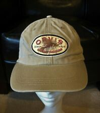 ORVIS Trout Fly Fishing Lure Sporting Traditions 1856 Adjustable HAT / CAP NEW