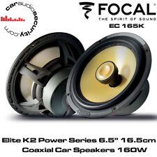 """Focal EC165K - Elite K2 Power Series 6.5"""" 16.5cm Coaxial Car Speakers"""