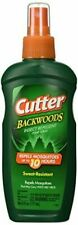 Cutter Backwoods Insect Repellent Pump Spray 6 oz (Pack of 3)