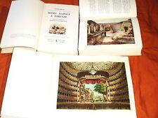 stendhal roma napoli firenze parenti editore1960 con 133 tavole colori