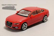 HO 1:87 Herpa Audi A5 Sportback - Red