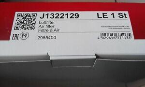 HERTH+BUSS JAKOPARTS Air Filter FITS PEUGEOT, MITSUBISHI, CITROEN, TOYOTA