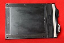 Linhof double plate film holder-Planfilm-Kassette 9x12cm