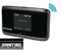 Netgear AirCard 762s Mobile WiFi Hotspot 4G LTE UNLOCKED