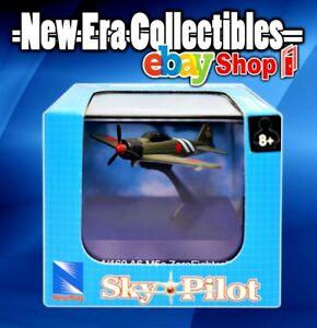 NewRay Sky Pilot A6 M5c ZeroFighter 1:160 Scale Replica Plastic Diecast 2005
