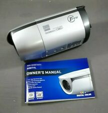 "CCD Digital Color 1/3"" HIGH RESOLUTION 600TVL DAY & NIGHT CCTV CAMERA"