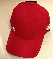 Audi Collection Adidas Core Performance Max Cap Hat ACM4490REDOS