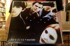 Slowdive Souvlaki LP sealed 180 gm reissue Music On Vinyl