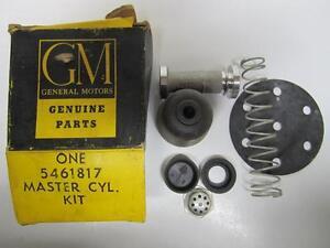 62-63 Chevrolet Corvair Master Cylinder Repair Kit NOS 5461817