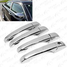 Chrome Side Door Handle Cover For Dodge Caliber/Journey/Avenger/ Chrysler 300 FM