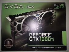 EVGA GeForce GTX 1080 Ti SC2 GAMING 11GB GDDR5X