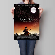 August Rush Poster 2007 Movie Freddie Highmore 16.6 x 23.4 in (A2)
