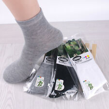 men's 3 package  cotton individual color suit sports socks