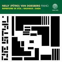 Petro Van Doesburg - Repertoire De Stijl : Bauhaus : Dada [CD]