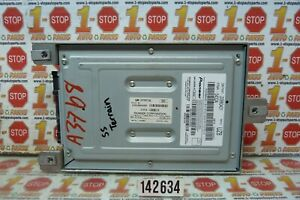 10 11 12 13 14 15 16 17 BUICK TERRAIN RADIO AUDIO AMP AMPLIFIER 20880431 OEM