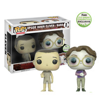 Funko Pop Vinyl - Stranger Things- Upside Down Eleven / Barb -Vaulted Chase Rare