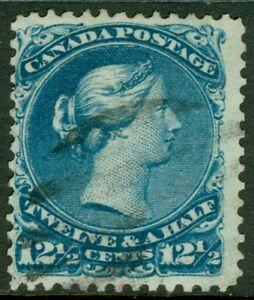 EDW1949SELL : CANADA Scott #28 VF, Used. Sharp impression w/deep color. Cat