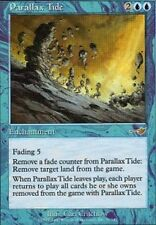 MTG magic cards 1x x1 Light Play, English Parallax Tide Nemesis