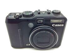 Canon PowerShot G9 Camara Digital Compacta