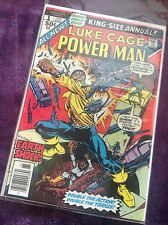Luke Cage #1  ungraded comic book, Marvel #02433, 1976 edition.