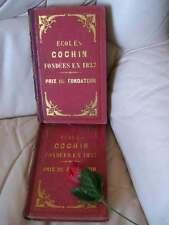 L' ABOLITION DE L'ESCLAVAGE par : AUGUSTIN COCHIN ..1861 ( EDITION ORIGINALE )