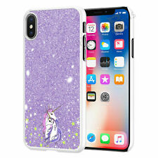 Cute Unicorn Phone Case Cover For iPhone Samsung Huawei RS064-5