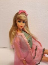 Vintage Twist N Turn Barbie Dressed Doll in Scene Stealers Japan Heels