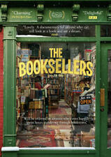 The Booksellers New Sealed Dvd Bookstore Documentary