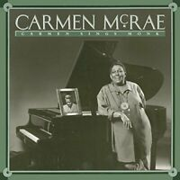 Carmen McRae - Carmen Sings Monk [CD]