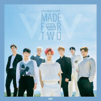 VAV - MADE FOR TWO 6th Mini Album Official KPOP Album CD+Booklet+Photocard