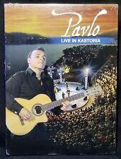 Live in Kastoria (Greece) by Pavlo (DVD, Apr-2016, Digipak, 270219) NEW IMPORT