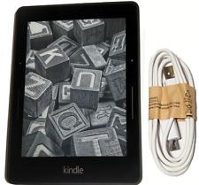 "Amazon Kindle Voyage (7th Generation) E-reader, 6"" Black, (Excellent) Bad ESN!"