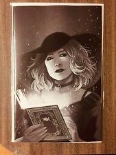 Buffy Willow #1 Jen Bartel 1:10 Virgin B&W Sketch Variant Nm