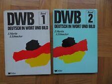 Livres  DWB -Band  1et 2 -J.Martin & JZehnacker  ed. DIDIER illst Jypé-Rochault