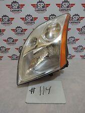 Nissan Sentra 07 08 09 10 11 12 OEM left driver side halogen headlight