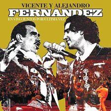 Vicente y Alejandro Juntos por Ultima Vez, Various, Acceptable