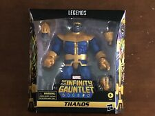 Marvel Legends Deluxe Thanos With Box