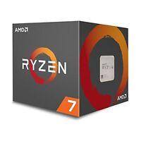 AMD Ryzen 7 1700X Processor 3.8 Ghz Precision Boost 8 Cores 16 Threads Unlocked