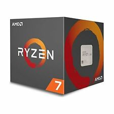 AMD Ryzen 7 1700X Processor 3.8 Ghz Precision Boost 8 Cores 16 Threads Unlocked