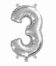 Wedding Number Party Foil Balloons
