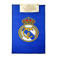 Real Madrid Fc Crest Rug Bedroom Door Carpet Mat Floor Gift Xmas 80 X 50