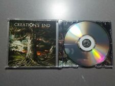 Creation's End - A New Beginning. Progressive Metal CD