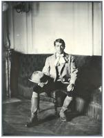 """H. Blancard, France, Portrait du Dorival dans """"L'Arlésienne""""  Vintage print"""