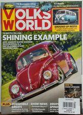 Volks World UK October 2017 1950 Beetle Deluxe Shining Example FREE SHIPPING sb