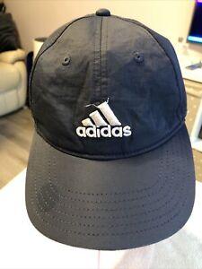Adidas Navy Blue Polyester Baseball Cap.