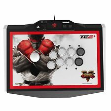Street Fighter V Arcade Fight Stick Mad Catz Tournament Edition 2+ PS3 / 4 NEW